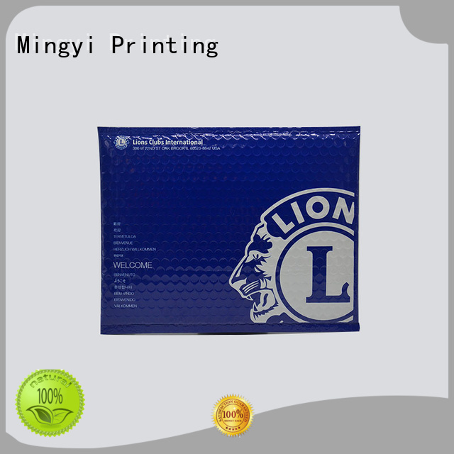 order sticker labels high-quality document cardfile bubble pack Warranty Mingyi Printing