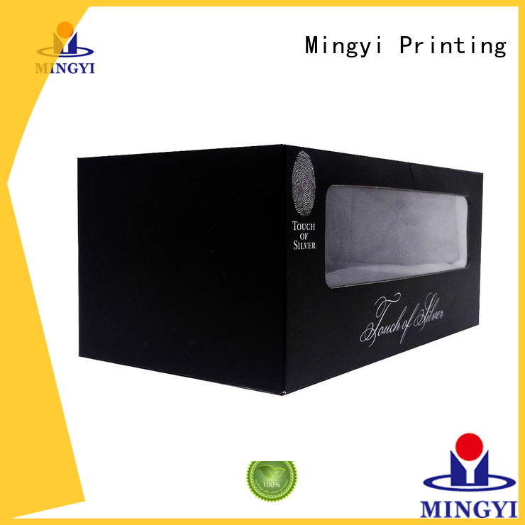 Mingyi Printing Brand gold candle luxury packaging boxes manufacture