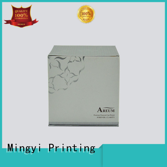 box package OEM luxury packaging boxes Mingyi Printing
