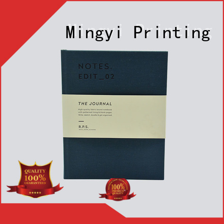 Mingyi Printing Brand writing plastic clothing cheap scrapbook albums childrens