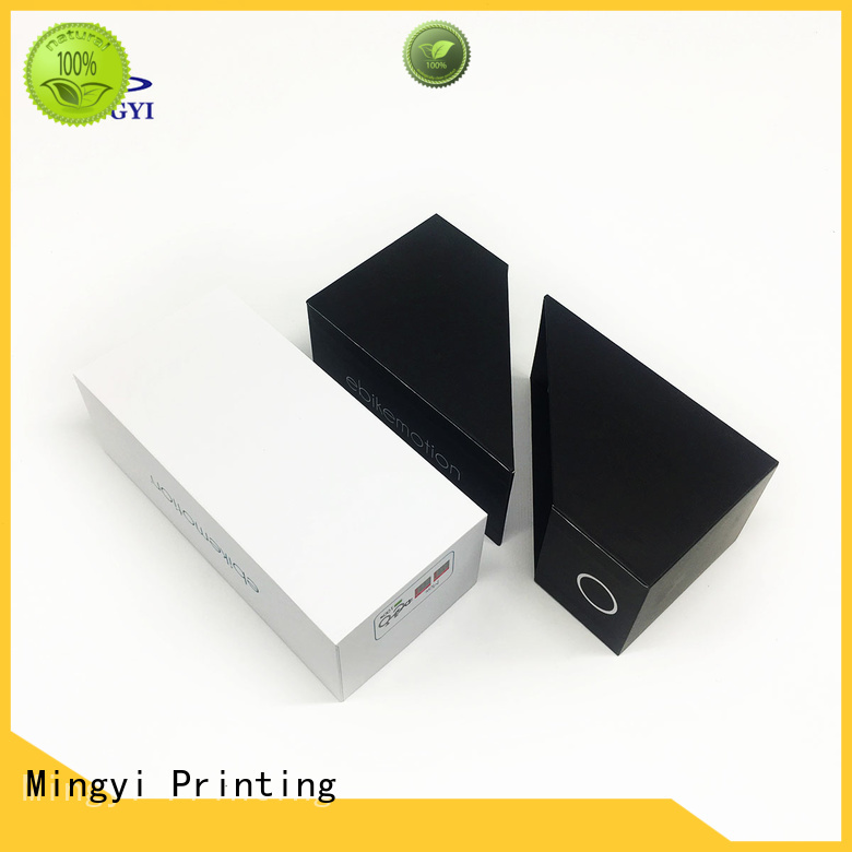 hard gift boxes window design Mingyi Printing Brand company