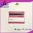 Mingyi Printing Brand ribbon digital cost effective custom custom made labels
