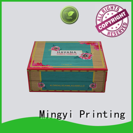 base hard gift boxes products pvc Mingyi Printing Brand
