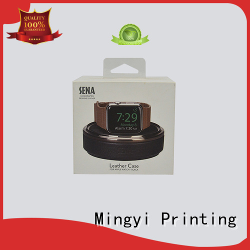 products hard gift boxes window trophy Mingyi Printing Brand