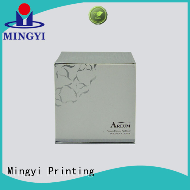 coloured packaging boxes rigid Mingyi Printing Brand luxury packaging boxes