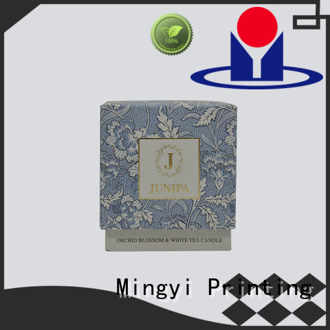 Mingyi Printing Brand gift cosmetic standard luxury packaging boxes