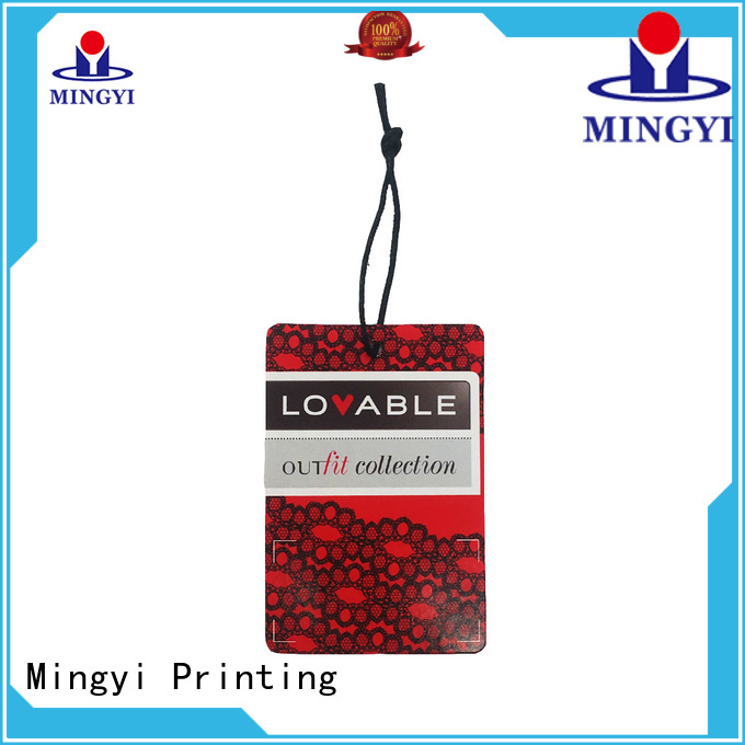 Mingyi Printing Brand clothing daily products valuable custom size cardboard boxes manufacture