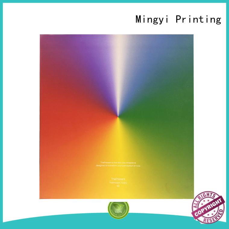 magnetic valuable design perfume hard gift boxes Mingyi Printing Brand