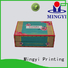 Mingyi Printing Brand products foldable watch gift box standard factory