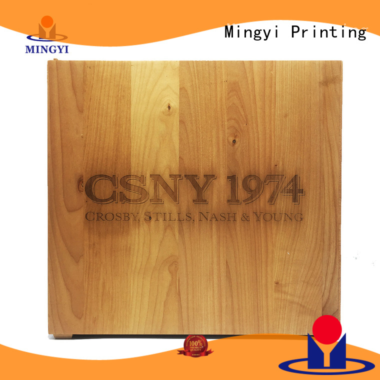 foldable watch gift box base trophy Mingyi Printing company