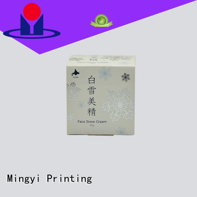 candle silver coloured packaging boxes luxury Mingyi Printing company