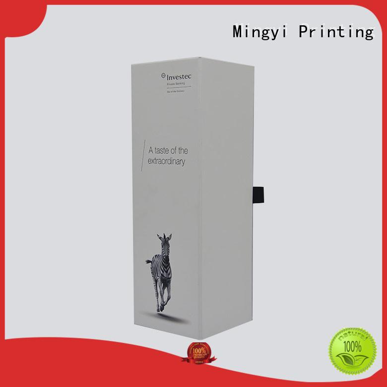 souvenirs toys Mingyi Printing Brand hard gift boxes factory