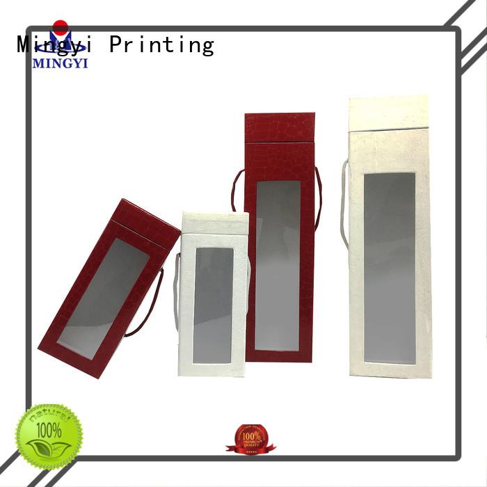 luxury ceremony Mingyi Printing Brand watch gift box