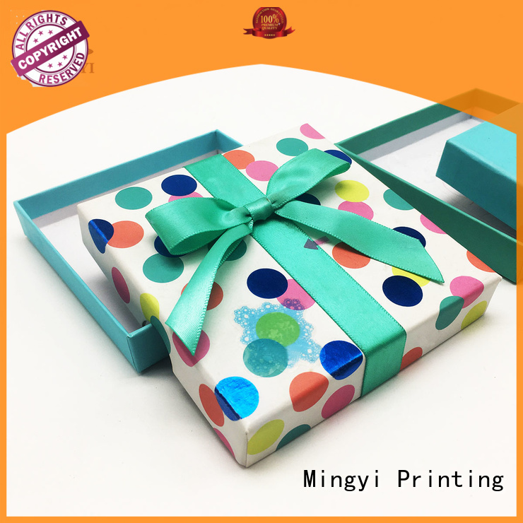 valuable customized souvenirs alcohol watch gift box Mingyi Printing