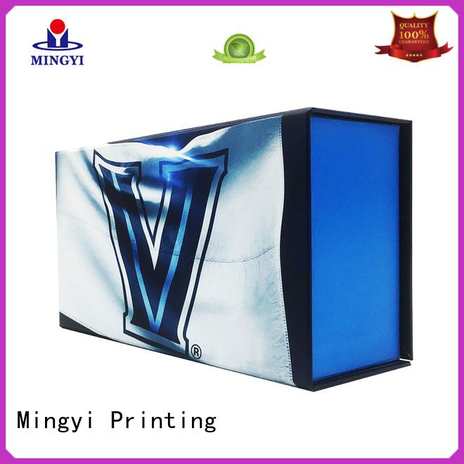 pvc hard gift boxes style Mingyi Printing company
