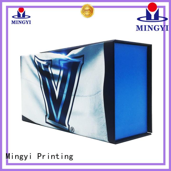 Wholesale customized hard gift boxes Mingyi Printing Brand