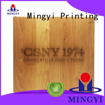 standard Custom foldable watch gift box design Mingyi Printing