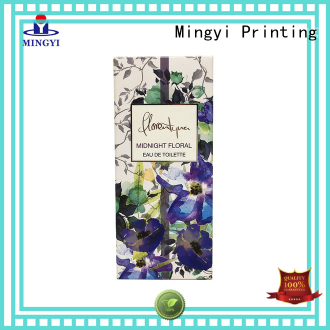 Mingyi Printing Brand attractive products coloured packaging boxes package