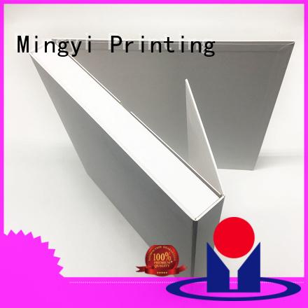 Quality Mingyi Printing Brand clothing daily watch gift box