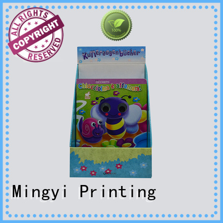 plastic clothing standard cheap scrapbook albums Mingyi Printing manufacture