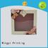 Mingyi Printing Brand package lid bottom earphone luxury packaging boxes manufacture
