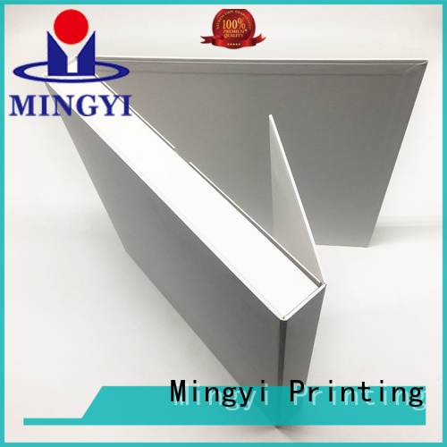 Wholesale alcohol hard gift boxes Mingyi Printing Brand
