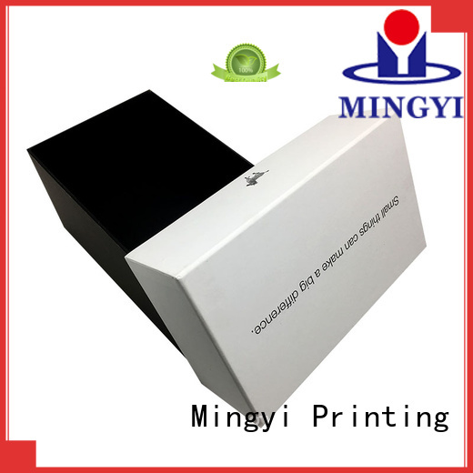 Mingyi Printing Brand electronics watch gift box cosmetics factory