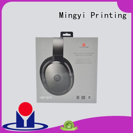 Hot watch gift box valuable Mingyi Printing Brand