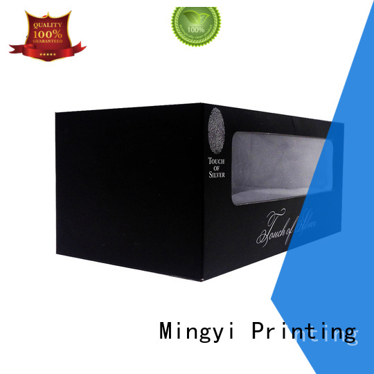 Wholesale package coloured packaging boxes Mingyi Printing Brand