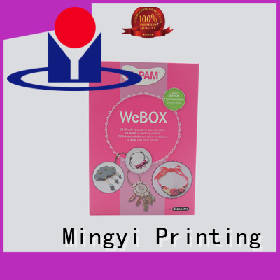 clothing daily ceremony watch valuable Mingyi Printing Brand watch gift box supplier