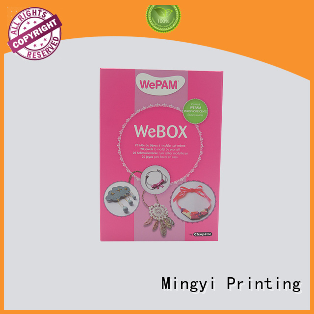 clothing daily hard standard watch gift box toys Mingyi Printing Brand
