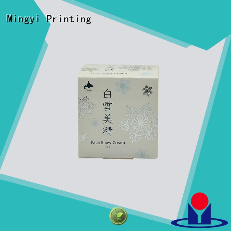 diffuser speaker lid luxury packaging boxes Mingyi Printing
