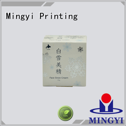 coloured packaging boxes gift candle Warranty Mingyi Printing