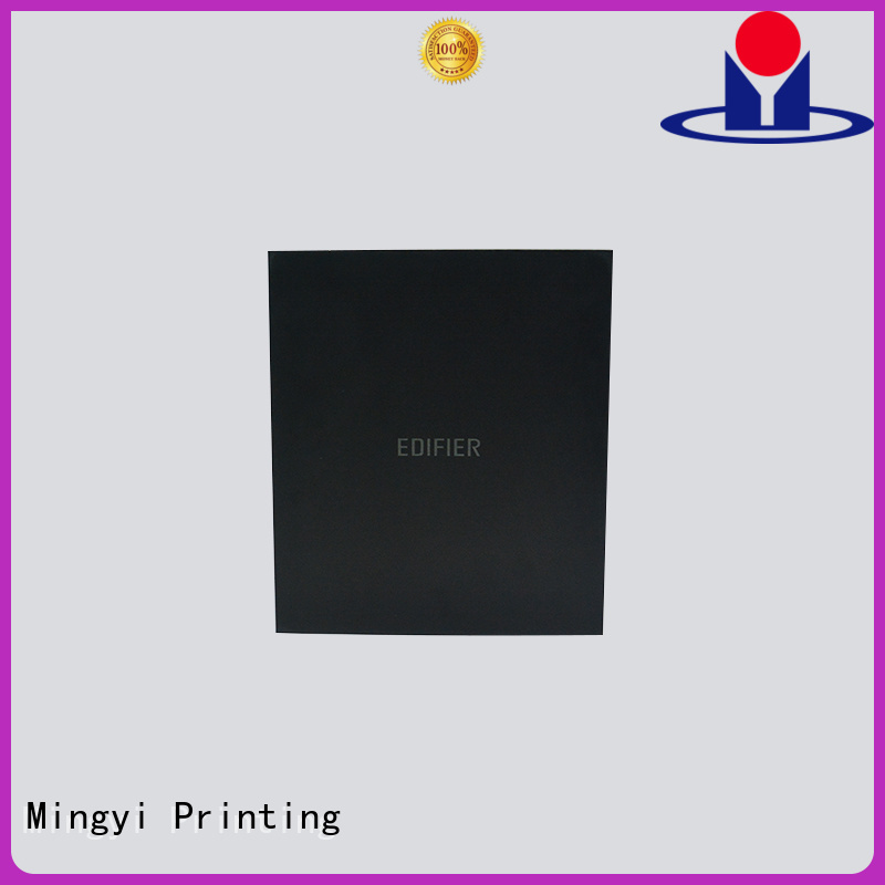 Mingyi Printing Brand design packaging watch gift box manufacture