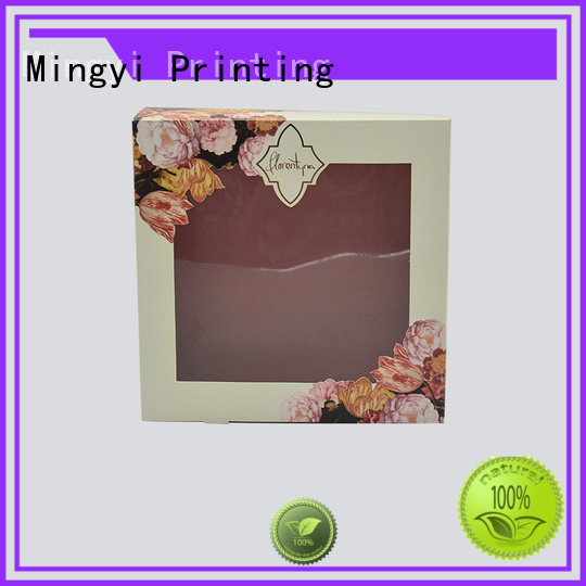 products commodity luxury packaging boxes lid bottom Mingyi Printing Brand company