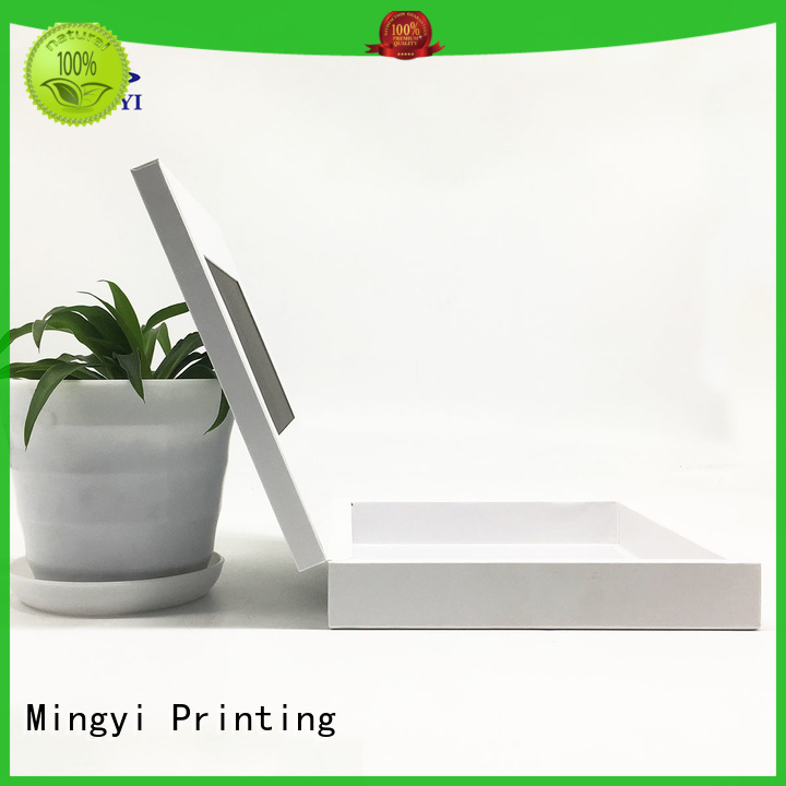 Wholesale design perfume watch gift box Mingyi Printing Brand