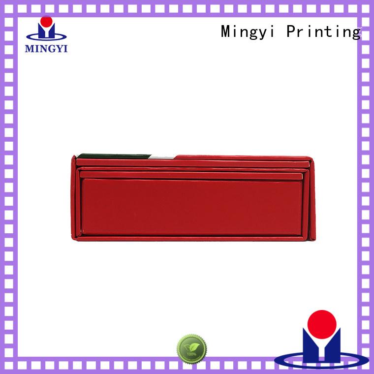 Hot hard gift boxes packaging Mingyi Printing Brand
