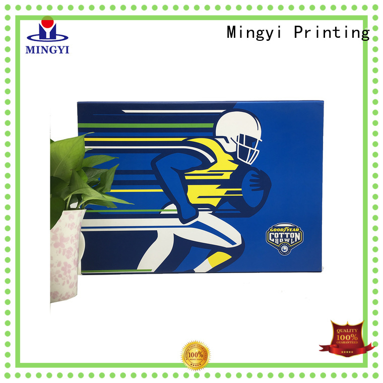 Hot souvenirs custom size cardboard boxes ceremony customized Mingyi Printing Brand