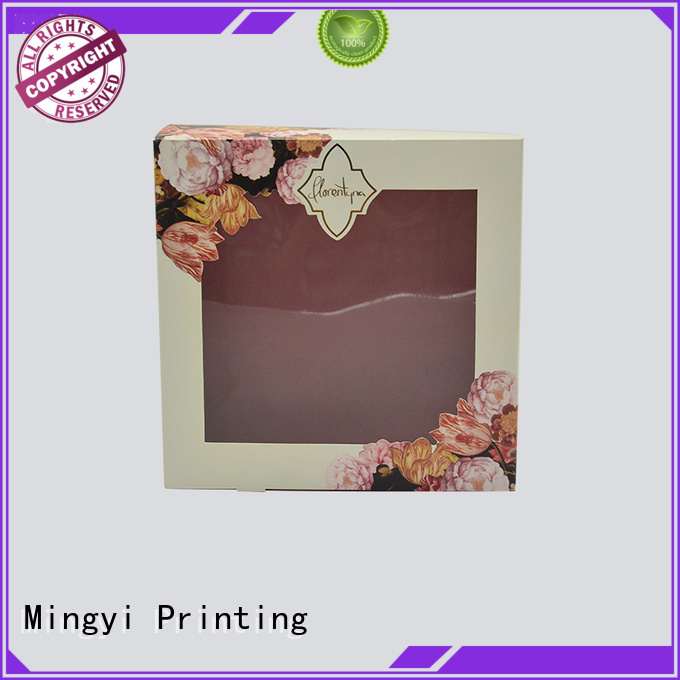 coloured packaging boxes speaker Mingyi Printing Brand luxury packaging boxes