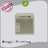 underwear clothing luxury packaging boxes buckle Mingyi Printing company