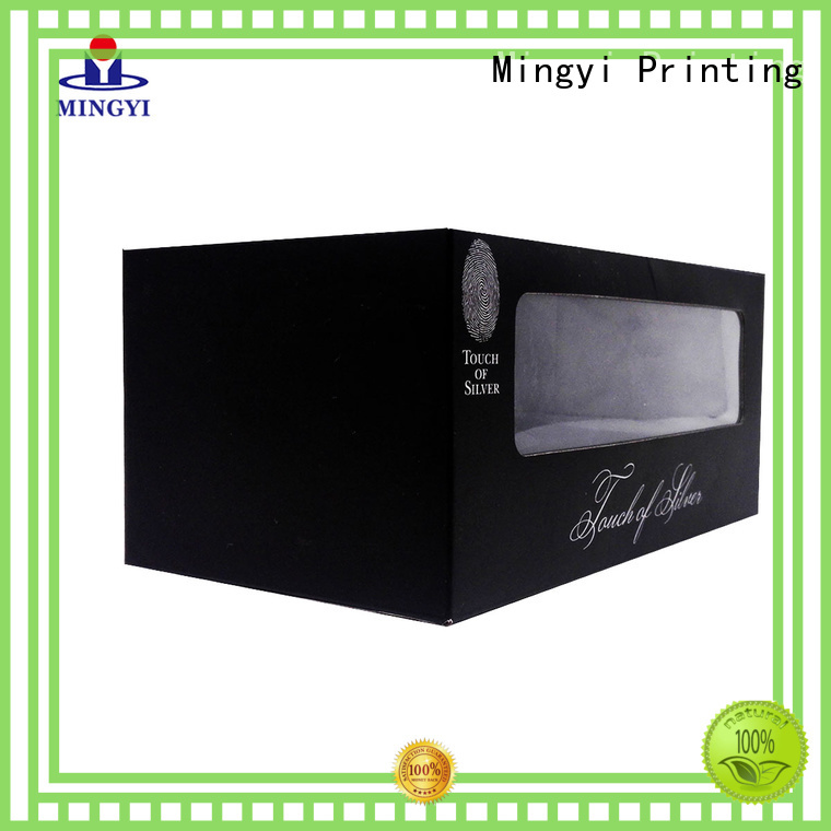 Mingyi Printing Brand perfume pet products hard gift boxes ceremony