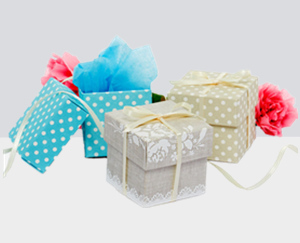 fashion gift paper box