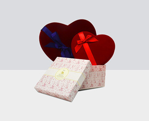 luxury gift paper box