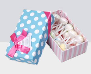 Paper Gift Box for Food