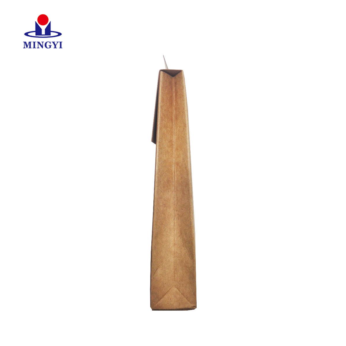 Luxury kraft paper biodegradable food packaging with hook and PVC window