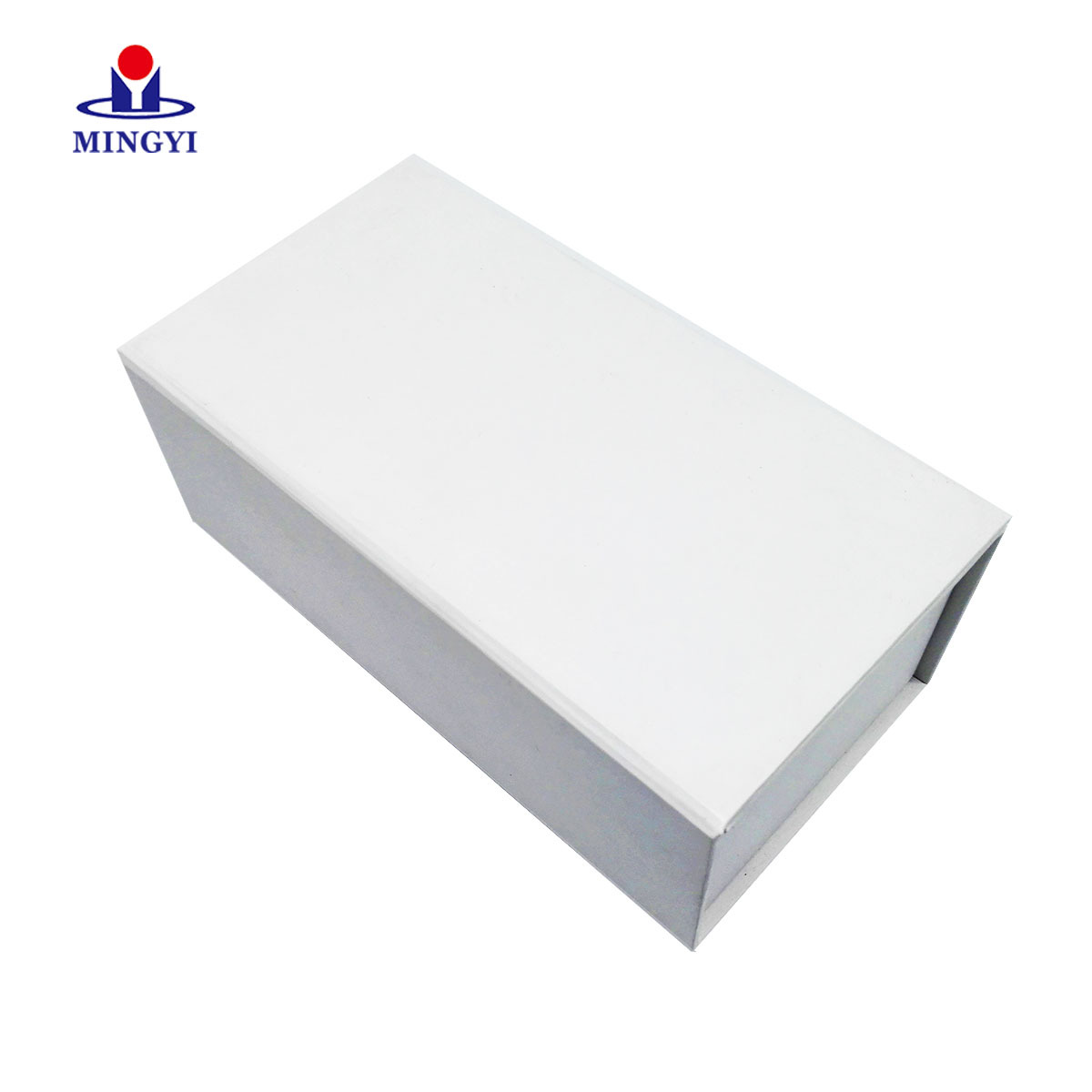 Luxury electronic white recycled box custom white box packaging