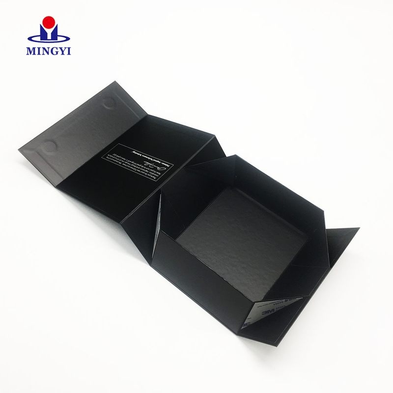 Folding luxury paper box for digital product packaging  book-shape